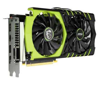MSI GeForce GTX960 2048MB 128bit GAMING 100ME-223644 - Zdjęcie 4