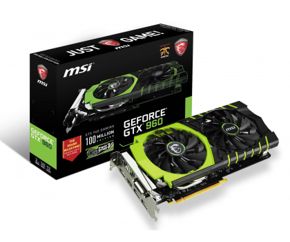 MSI GeForce GTX960 2048MB 128bit GAMING 100ME-223644 - Zdjęcie 6