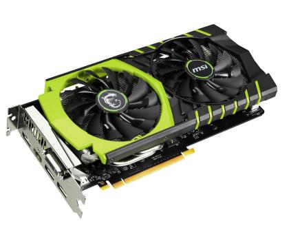 MSI GeForce GTX960 2048MB 128bit GAMING 100ME-223644 - Zdjęcie 1
