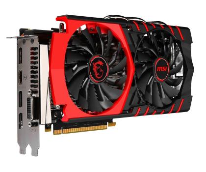 MSI GeForce GTX960 2048MB 128bit GAMING 2G-221837 - Zdjęcie 5