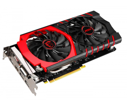 MSI GeForce GTX960 2048MB 128bit GAMING 2G-221837 - Zdjęcie 2