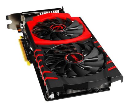 MSI GeForce GTX960 2048MB 128bit GAMING 2G-221837 - Zdjęcie 6