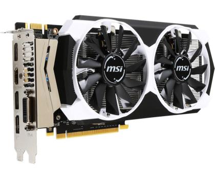 MSI GeForce GTX960 4096MB 128bit OC (Armor 2X) -247552 - Zdjęcie 3
