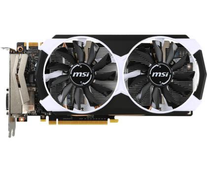 MSI GeForce GTX960 4096MB 128bit OC (Armor 2X) -247552 - Zdjęcie 2