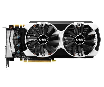 MSI GeForce GTX970 4096MB 256bit OC (Armor 2X) -215950 - Zdjęcie 3