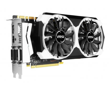 MSI GeForce GTX970 4096MB 256bit OC (Armor 2X) -215950 - Zdjęcie 5