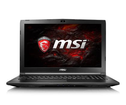 MSI GL62M i7-7700HQ/8GB/1TB GTX1050 FHD-352404 - Zdjęcie 2