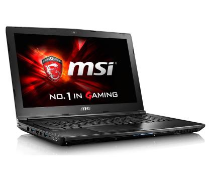 MSI GL62M i7-7700HQ/8GB/1TB GTX1050 FHD-352404 - Zdjęcie 1