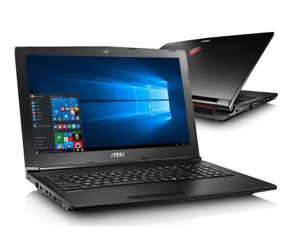 MSI GL62M i7-7700HQ/8GB/1TB/Win10X GTX1050 FHD -352480 - Zdjęcie 1