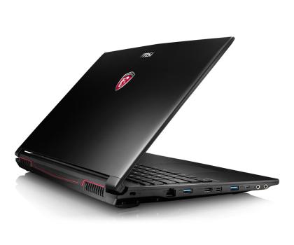 MSI GL62M i7-7700HQ/8GB/1TB/Win10X GTX1050 FHD -352480 - Zdjęcie 3