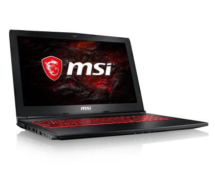 MSI GL62MVR i7-7700HQ/32GB/1TB+480 GTX1060 IPS -426826 - Zdjęcie 4