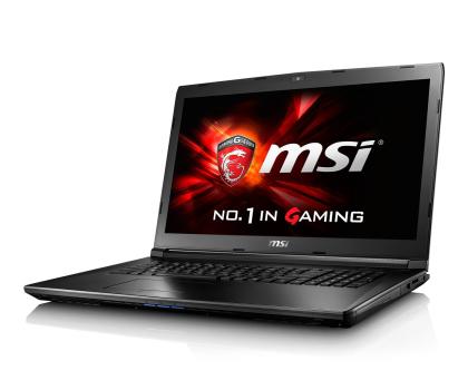 MSI GL72 i5-6300HQ/4GB/1TB GF940MX FHD-339796 - Zdjęcie 6