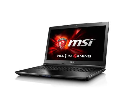 MSI GL72 i5-6300HQ/8GB/1TB GF940MX FHD-339928 - Zdjęcie 1