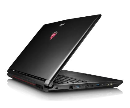 MSI GL72 i5-6300HQ/8GB/1TB/Win10X GF940MX FHD -339931 - Zdjęcie 3