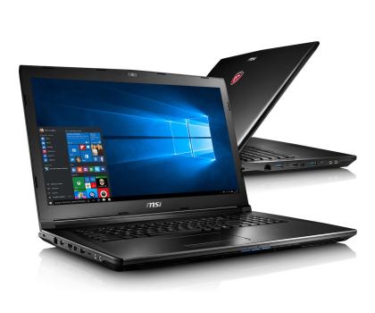 MSI GL72 i7-6700HQ/8GB/1TB/Win10X GTX950M FHD -346938 - Zdjęcie 1