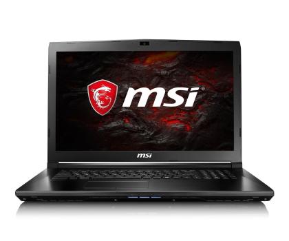 MSI GL72 i7-7700HQ/8GB/1TB GTX1050 FHD -358984 - Zdjęcie 2