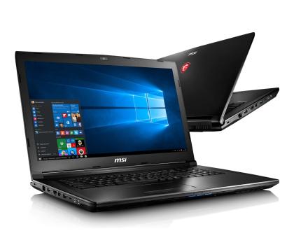 MSI GL72 i7-7700HQ/8GB/1TB/Win10X GTX1050 FHD -360304 - Zdjęcie 1