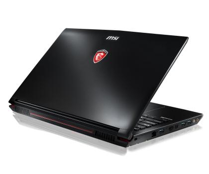 MSI GP62 Leopard i5-7300HQ/8GB/1TB/Win10X GTX1050 -357196 - Zdjęcie 5