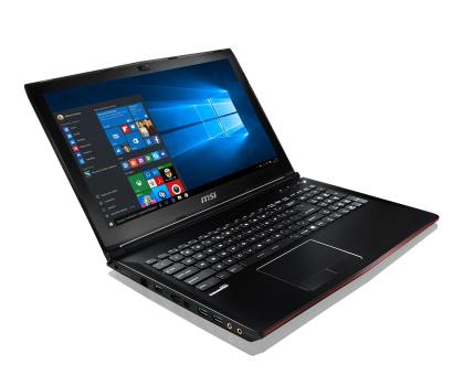 MSI GP62 Leopard i5-7300HQ/8GB/1TB/Win10X GTX1050 -357196 - Zdjęcie 3