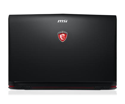MSI GP72 Leopard Pro i7-7700HQ/8GB/1TB GTX1050Ti -349474 - Zdjęcie 4