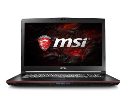 MSI GP72 Leopard Pro i7-7700HQ/8GB/1TB GTX1050Ti -349474 - Zdjęcie 2