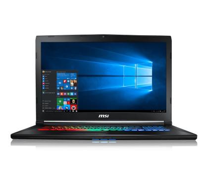 MSI GP72MVR i7-7700HQ/16GB/1TB+256SSD/Win10X GTX1060 -391033 - Zdjęcie 2