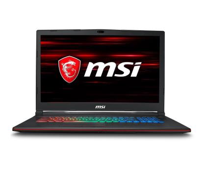 MSI GP73 i7-8750H/8GB/1TB GTX1060 -422292 - Zdjęcie 2