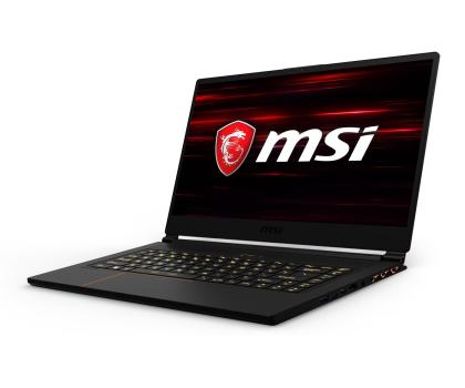 MSI GS65 i7-8750H/16GB/256/Win10 GTX1070 144Hz -422307 - Zdjęcie 3