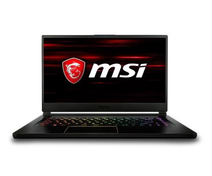 MSI GS65 i7-8750H/16GB/256/Win10 GTX1070 144Hz -422307 - Zdjęcie 2