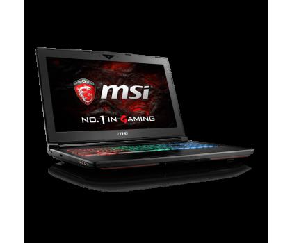 MSI GT62VR Dominator i7-7700HQ/8/1TB+128/Win10 GTX1060-342797 - Zdjęcie 1