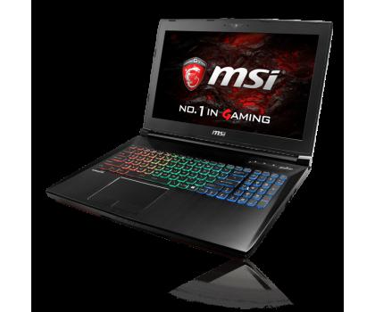 MSI GT62VR Dominator i7-7700HQ/8/1TB+128/Win10 GTX1060-342797 - Zdjęcie 3