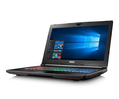 MSI GT62VR i7-7700HQ/8GB/1TB/Win10X GTX1060 IPS -399768 - Zdjęcie 6