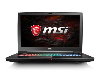 MSI GT73EVR i7-7700HQ/16/1TB+256/Win10 GTX1060 120Hz-381131 - Zdjęcie 2