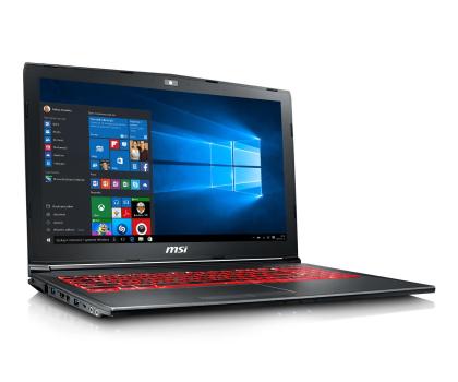 MSI GV62 i5-7300HQ/8GB/1TB+120SSD/Win10X GTX1050-388870 - Zdjęcie 3