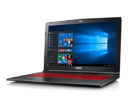 MSI GV62 i5-7300HQ/8GB/1TB+120SSD/Win10X GTX1050-388870 - Zdjęcie 2