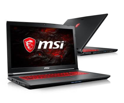 MSI GV72 i5-7300HQ/8GB/1TB GTX1050-381520 - Zdjęcie 1