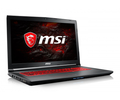 MSI GV72 i5-7300HQ/8GB/1TB GTX1050-381520 - Zdjęcie 4