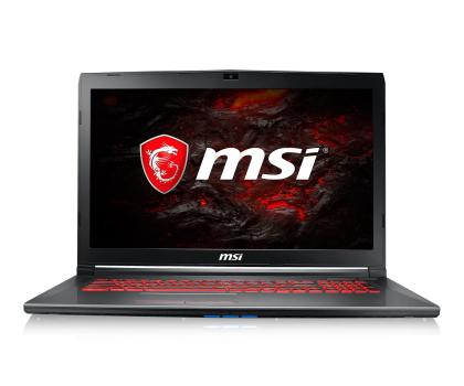 MSI GV72 i5-7300HQ/8GB/1TB GTX1050-381520 - Zdjęcie 2