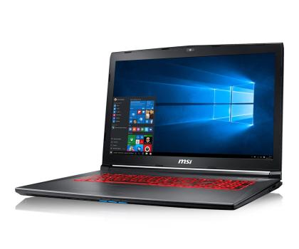MSI GV72 i5-7300HQ/8GB/1TB/Win10X GTX1050 -390686 - Zdjęcie 4