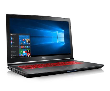 MSI GV72 i5-7300HQ/8GB/1TB/Win10X GTX1050 -390686 - Zdjęcie 3