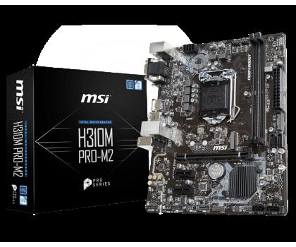 MSI H310M PRO-M2-422199 - Zdjęcie 1