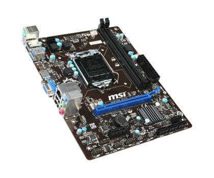 MSI H81M-E33 (H81 PCI-E DDR3)-157408 - Zdjęcie 2