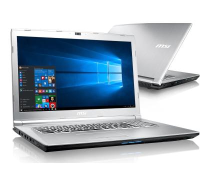 MSI PE72 7RD i7-7700HQ/8GB/1TB/Win10 GTX1050-372223 - Zdjęcie 1