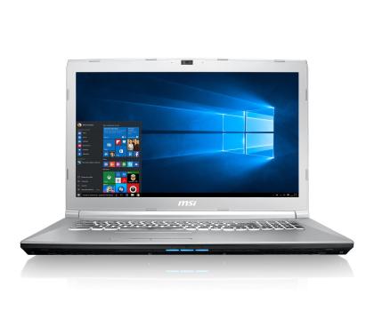 MSI PE72 7RD i7-7700HQ/8GB/1TB/Win10 GTX1050-372223 - Zdjęcie 2