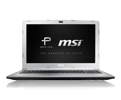 MSI PL62 i7-7700HQ/8GB/1TB MX150-374423 - Zdjęcie 2