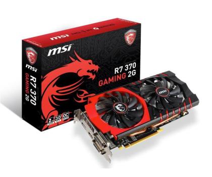 MSI Radeon R7 370 2048MB 256bit Gaming-246377 - Zdjęcie 1