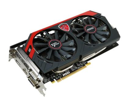 MSI Radeon R9 270X 4096MB 256bit Gaming LE-219774 - Zdjęcie 1