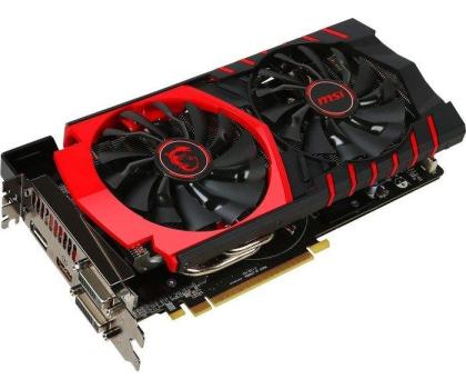 MSI Radeon R9 380 2048MB 256bit Gaming-246382 - Zdjęcie 2