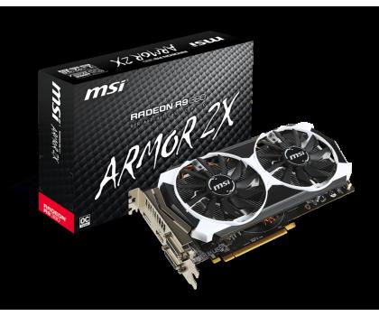 MSI Radeon R9 380 2048MB 256bit OC-246380 - Zdjęcie 1