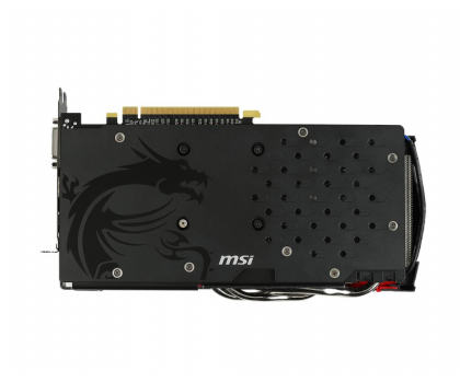 MSI Radeon R9 380 4096MB 256bit Gaming-246379 - Zdjęcie 4